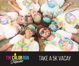 The Color Run - Happiest 5k Run
