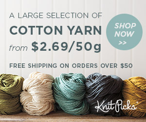 Cotton Yarns from knitpicks.com
