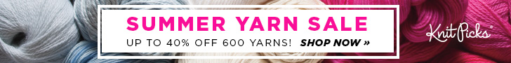 Summer Yarn Sale from Knit Picks