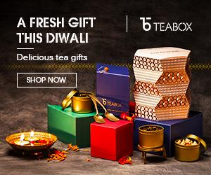 Diwali Gifts at Teabox.com