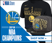 Get your Warriors 2018 Western Conference Champs at NBA Store!