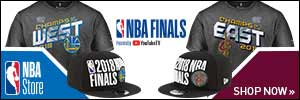 Get your NBA 2018 Finals Gear here!