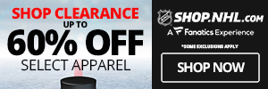 Cyber Monday Starts TODAY at Shop.NHL.com