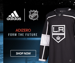 Kings fans - represent LA in the new Adizero Authentic Pro Jersey by adidas