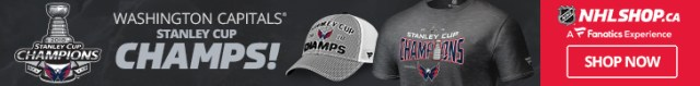 Celebrate the Caps 1st Stanley Cup Championship with Champs Gear and Collectibles from NHLShop.ca