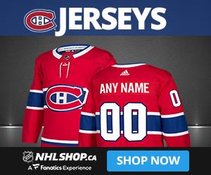 Shop for Habs jerseys at NHLShop.ca