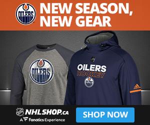 Shop for Edmonton Oilers fan gear at NHLShop.ca