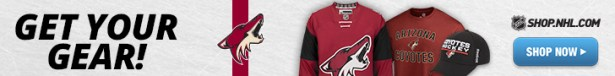 Shop for official Arizona Coyotes team fan gear and authentic collectibles at Shop.NHL.com