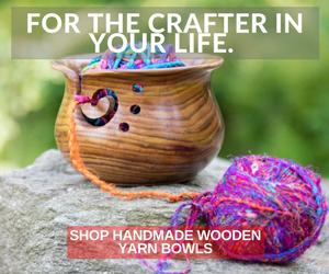 50% Off Yarn Bowls