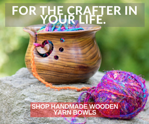 50% Off Yarn Bowls