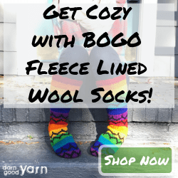 Buy One Pair of Wool Socks, Get Another Pair Free