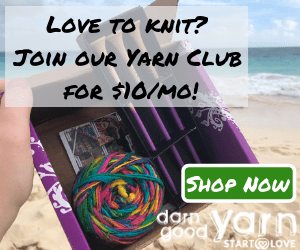 Join our Yarn Club for $10/m