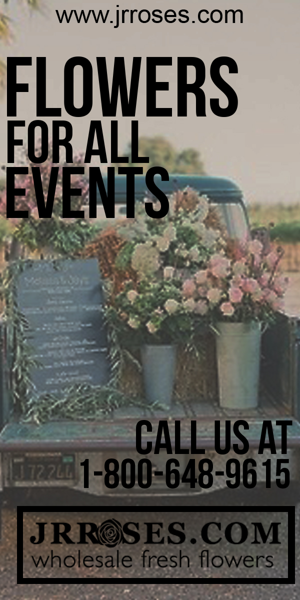Bulk Wholesale Fresh Flowers forWeddings and Events