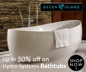 Up to 50% Off Hydro Systems Bathtubs