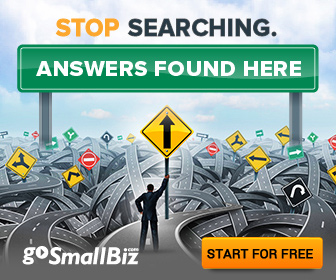 Go Small Biz - Business Management Tools - Start For Free!