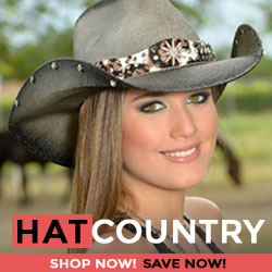 Shop Cowboy hats at Hatcountry today.