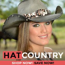 Shop Cowboy hats at Hatcountry today.