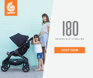Ergobaby 180 Reversible Stroller, Learn more