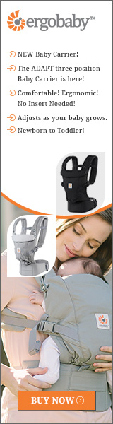 Introducing Adapt Carrier by Ergobaby-Newborn to Toddler