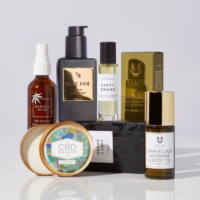 CBD Roundup At Credo Beauty