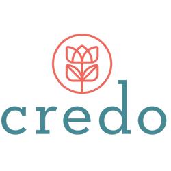 Credo Logo on white background