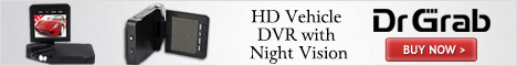 HD Vehicle DVR with Night Vision 468*60
