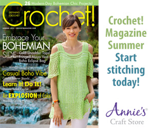 Crochet 2018 Summer Issue