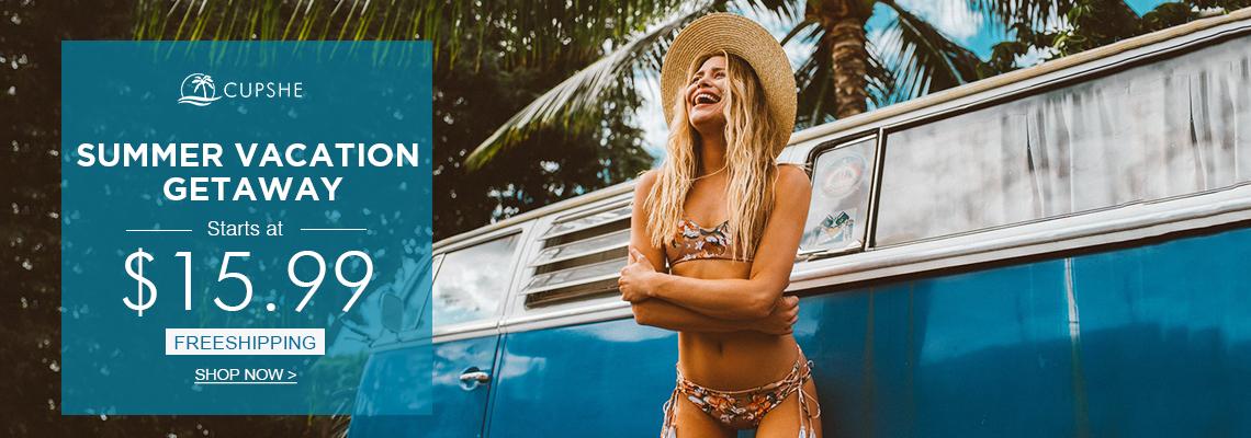 Summer Vacation Gateway! Starts At $15.99! Free Shipping! Shop Now!