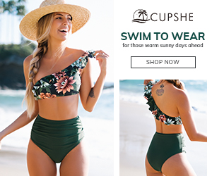 Sunshine & Good Vibes | Swim to wear for those warm sunny days ahead!