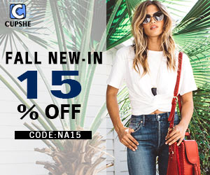 Fall New-In!15% OFF Code:NA15!Free Shipping!