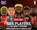 NBA 2016 Banners