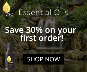 Get 30% Off Your First Order with Tao Essential Oils