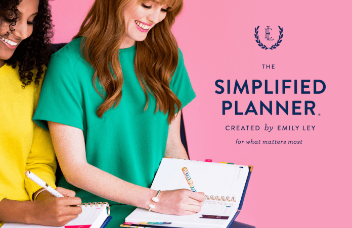 Emily Ley, Simplified, Simplified Planner