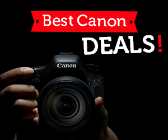 Best Canon Deals