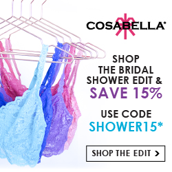 Must-Haves.  April showers bring….bridal showers.  Shop the Bridal Shower Edit & save 15%.  Showered with color.  Shop the Edit!  USA orders $100+ receive free ground shipping.