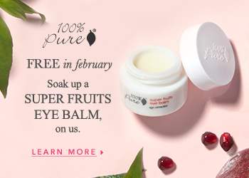 Super Fruits Eye Balm Free with £82 or more purchase