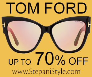 Stepani Style Discounted Designer Sunglasses