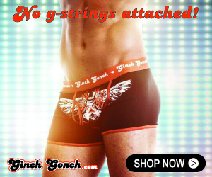 Ginch Gonch Underwear