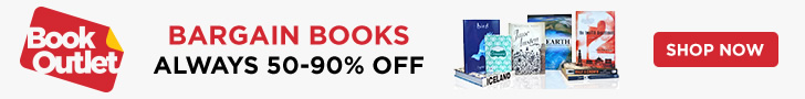 Bargain Books - Always 50-90% Off