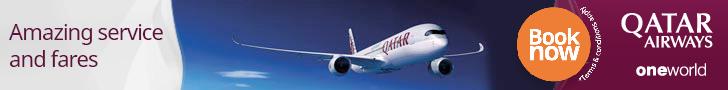 Flights, travel, holidays, destinations, Qatar Airways