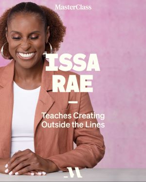MasterClass Issa Rae Teaches Creating Outside The Lines