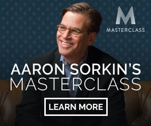 Aaron Sorkin's MasterClass