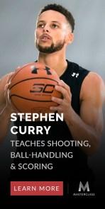 Masterclass Stephen Curry