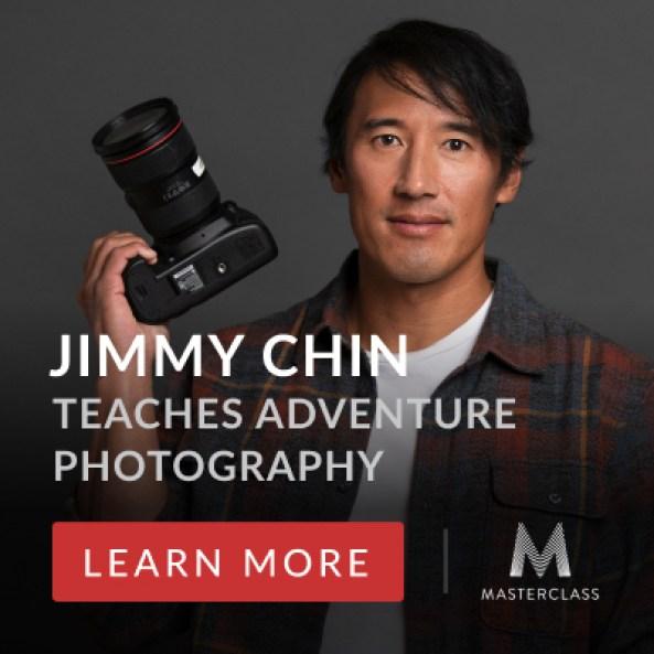 Masterclass Jimmy Chin