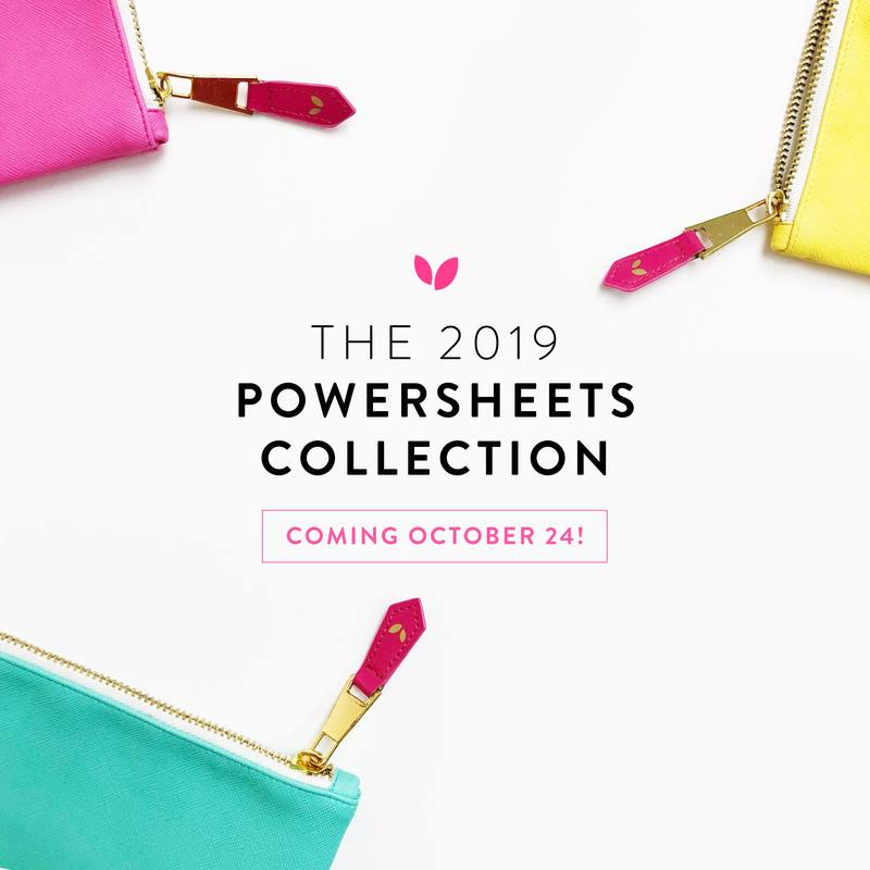 Grab your copy of the 2019 powersheets planner to help organize and prepare in your classroom