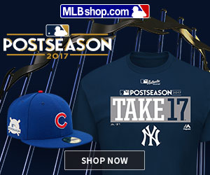 2017 Postseason Gear at MLBShop.com