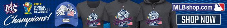 Team USA 2017 World Baseball Classic Champions