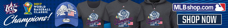 Team USA 2017 World Baseball Classic Champions