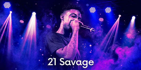 21 Savage Tickets