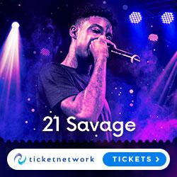 21 Savage Tickets